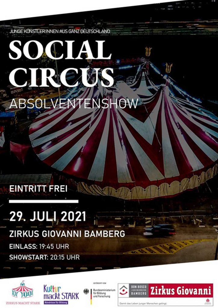 Zirkus-Giovanni-Bamberg-Absolventenshow-2021